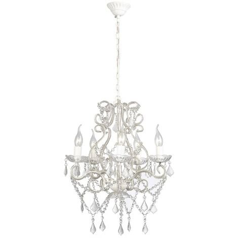 Chandelier with 2800 Crystals E14