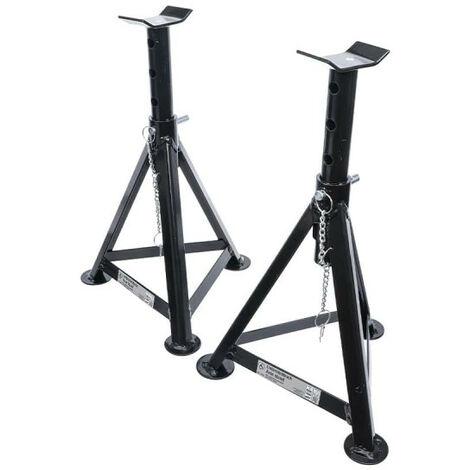 Chandelles de support BGS - 3000 kg/paire - 1 paire - 3002