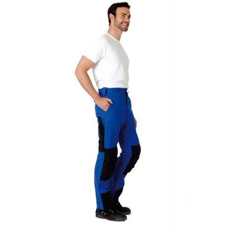 CHANTIER PLUS Pantalon de travail poches genoux MDH