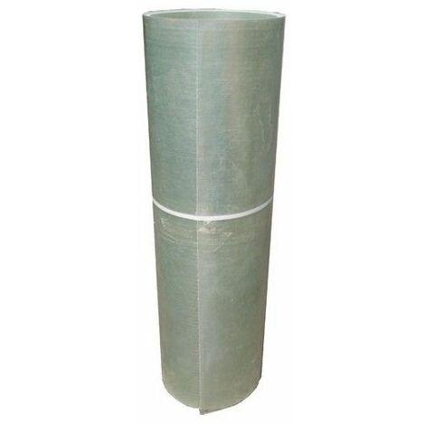 Chapa Lisa De Poliester De Color Natural translúcido ( Rollo De 20 Metros Lineales Por 1,20 M De Altura )