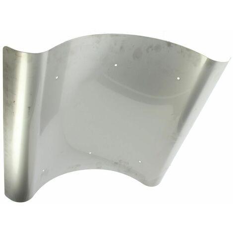 Chapeau de cheminée 700 mm x 1000 mm acier inox