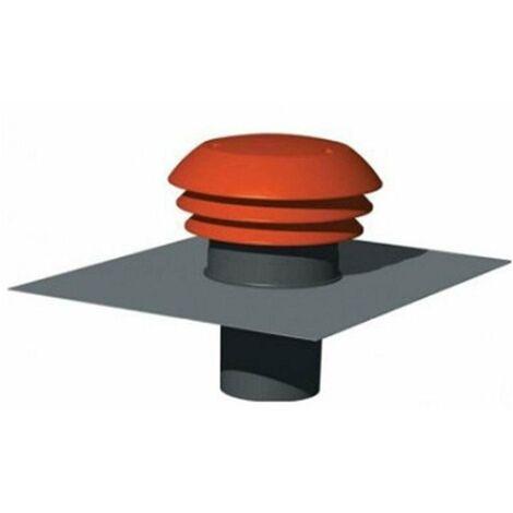 Chapeau de toiture plastique CPR