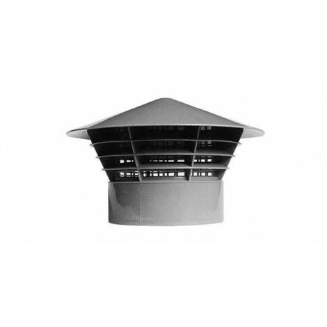 Chapeau de ventilation pour évent de fosse septique, fosse toutes eaux, micro-station
