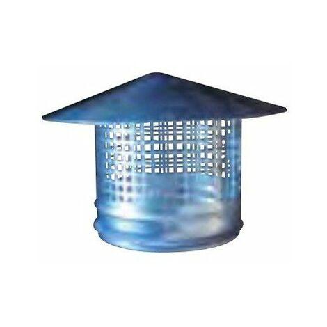 Chapeau pare-pluie CP125 - Diamètre 125mm