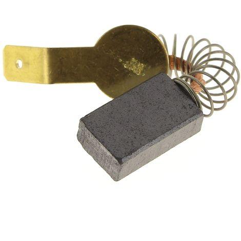 Balais de Charbon à Moteur Pour Flex Meuleuse Angulaire 6x11x17 8mm N°455008