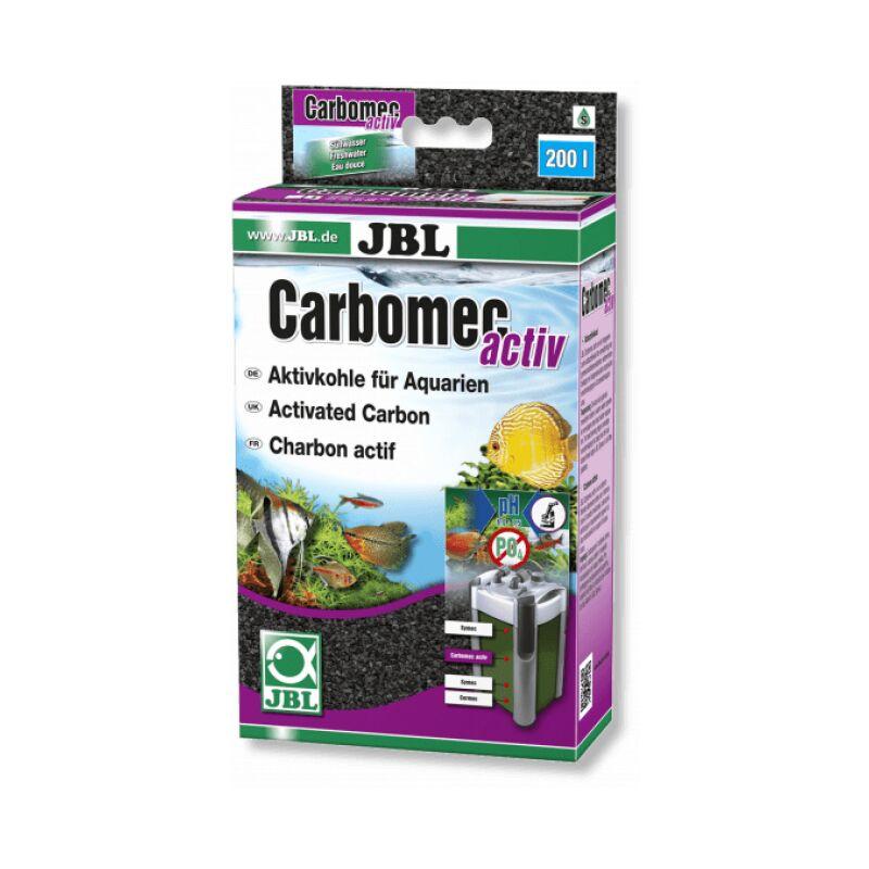 Charbon actif pour eau douce JBL Carbomec Activ 450 g