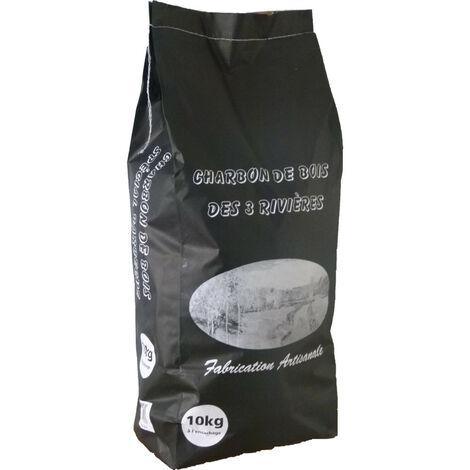 Charbon De Bois des ''3 Rivières'' 10kg