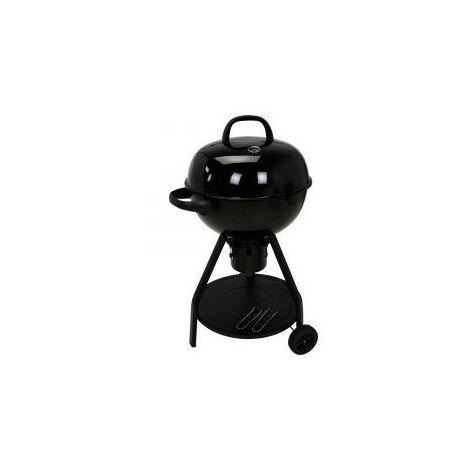 charbon de luxe barbecue avec thermomètre