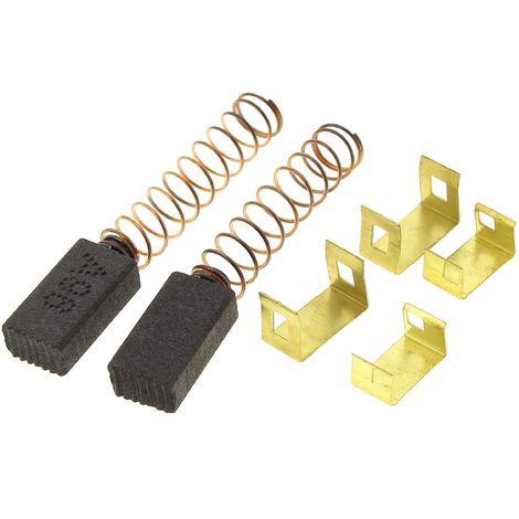 Charbon moteur par 2 pour Perforateur Bosch, Perforateur Skil