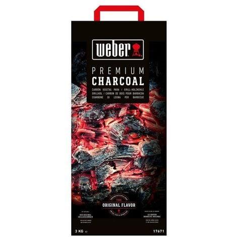 Charbon Weber 10 Kg Réf. 17826