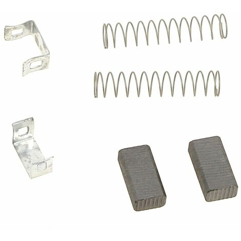 Charbons (par 2) pour Taille-haie Bosch, Ponceuse Bosch, Scie sauteuse Bosch, Perceuse Bosch, Rabot Bosch, Ponceuse Skil