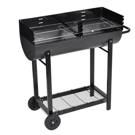 "main image of ""Charcoal Barbecue Dakota - Black"""