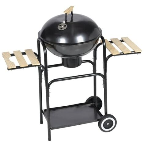 Charcoal Kettle Barbecue Louisiana