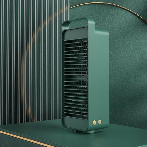 Chargements USB, Ventilateur Rétro, Refroidissement Aux Fans, Ventilateur, Ventilateur De La Tour, Ventilateur Debout, Tour De Ventilateur, Refroidissement Des Fans électriques, Ventilate(Color:vert)