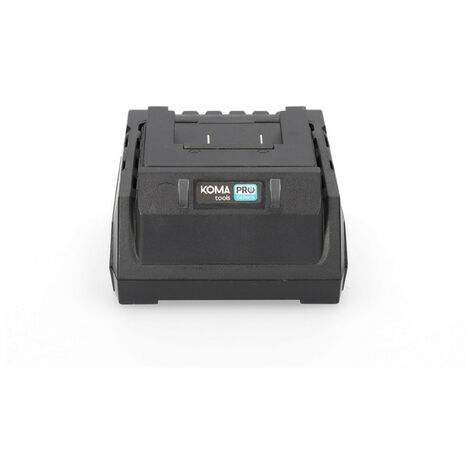 Charger KOMA 60W - for batteries 08770 2Ah and 08771 4Ah - 08772