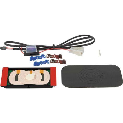 Chargeur à induction Inbay® , kit d'extension 3 bobines avec tapis + fibre optique D650211