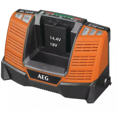 Chargeur AEG 14-18V Li-ion 30min BL1418