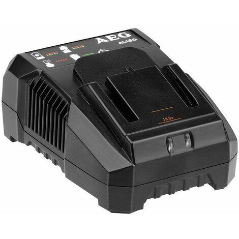Chargeur AEG AL18G 18V li-ion pour batteries L1815G L1815R L1820R L1830R L1840R