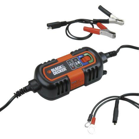 Chargeur automatique Black & Decker 70111 6 V, 12 V