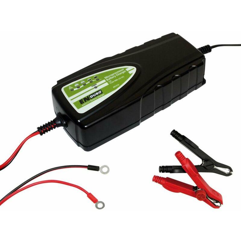 Chargeur De Batterie - Enduro