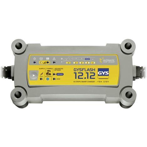 Chargeur automatique GYS GYSFLASH 12.12 029392 12 V 12 A 1 pc(s)