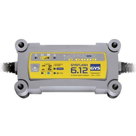 Chargeur automatique GYS GYSFLASH 6.12 12 V 6 A