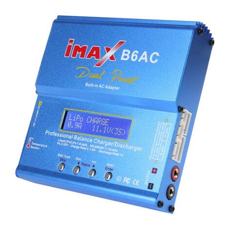 Chargeur / balance IMAX B6 AC Lipo, Li-ion, NiMh, NiCd, Plomb