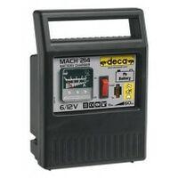 Chargeur Batterie 6V /12V Secur.