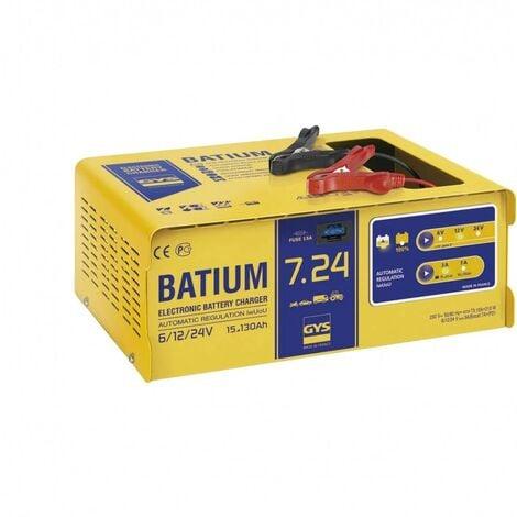 Chargeur batterie automatique BATIUM 7.24 - 024502 - GYS