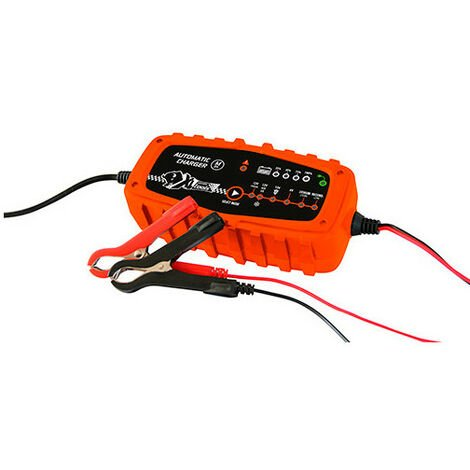 Chargeur batterie automatique - pour batteries 6 - 12 V - 3 à 45 Ah - XL Perform Tools