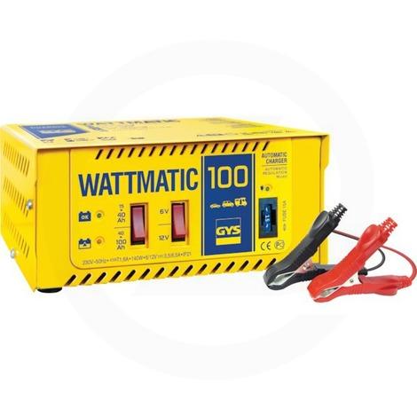 Chargeur batterie Gys Wattmatic100 - 12V