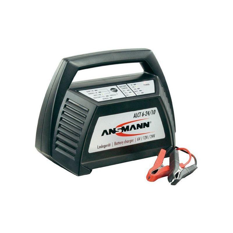 Chargeur de batterie 6/12/24V 10A ALCT6-24/10 - Ansmann