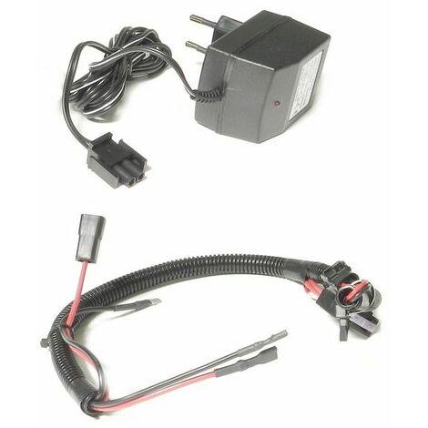Chargeur batterie tondeuse Mc Culloch