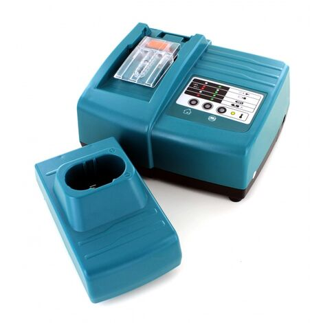 Chargeur compatible Makita 7.2V à 18V NiCd, NiMh, Li-ion