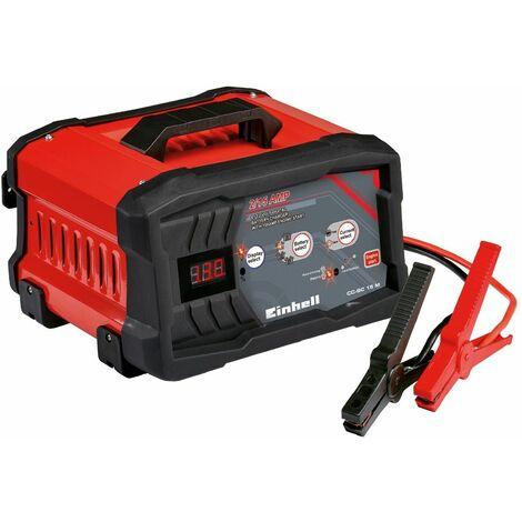 Chargeur de batterie auto 3 à 300 Ah CC-BC 15 M
