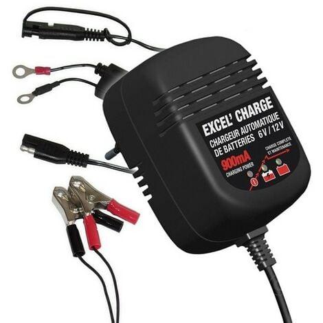 Chargeur de batterie automatique - 12V