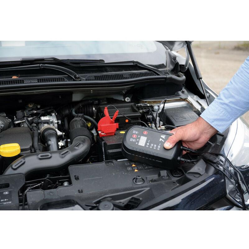 Chargeur de batterie Automatique 7A 6v 12V AUTOBEST