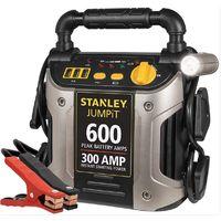 Chargeur de batterie BOOSTER STANLEY 300A JUMP Starter 600 led intégrée