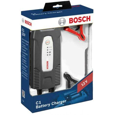 Chargeur de batterie bosch c1 12v 10072