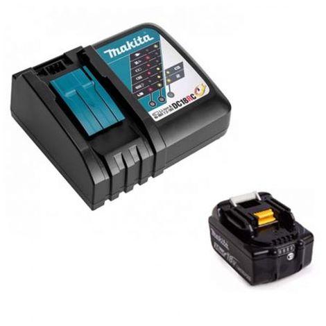 Chargeur de batterie et kit batterie 18V 3,0 Ah Energy Makita 191A24-4