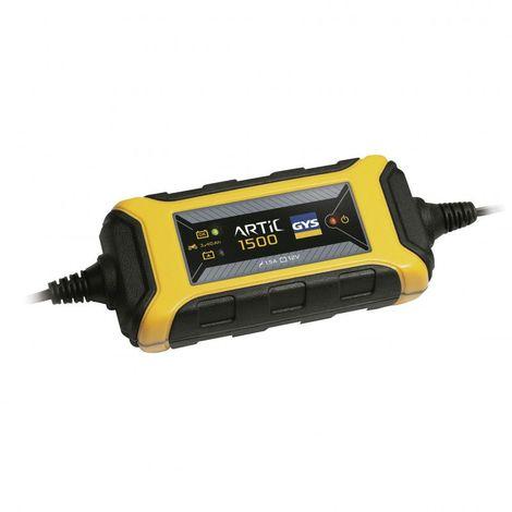 Chargeur de batterie GYS Artic 1500 pour batterie de 3 à 40ah 029576