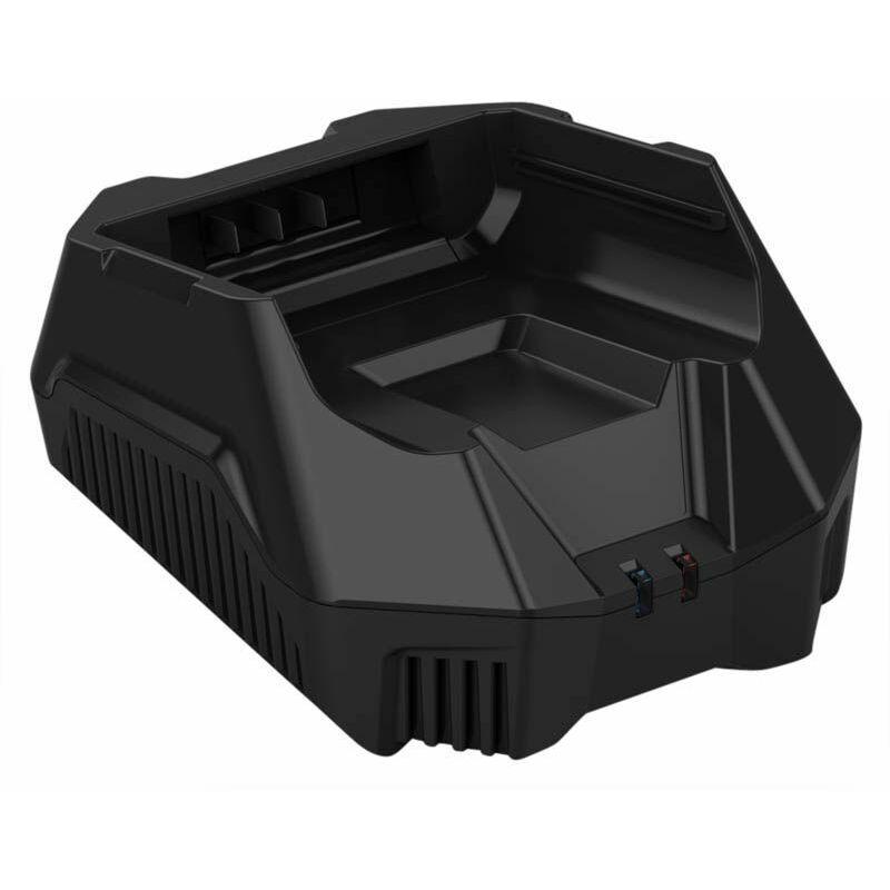 Chargeur de batterie lithium 58v Texas pour outils à batterie - Noir