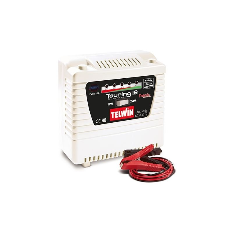 Chargeur Telwin Touring 18 807593