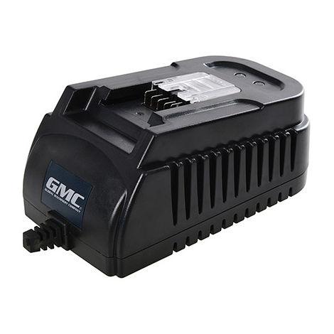 Chargeur de batterie rapide 18 V de 30 à 80 min - 458065 - GMC - -