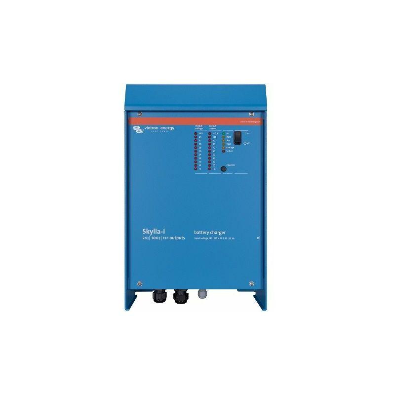 Chargeur de Batterie Skylla-i 24V 80A (2 sorties) 230VAC/45-65Hz - VICTRON (Ampérage : 80 A)