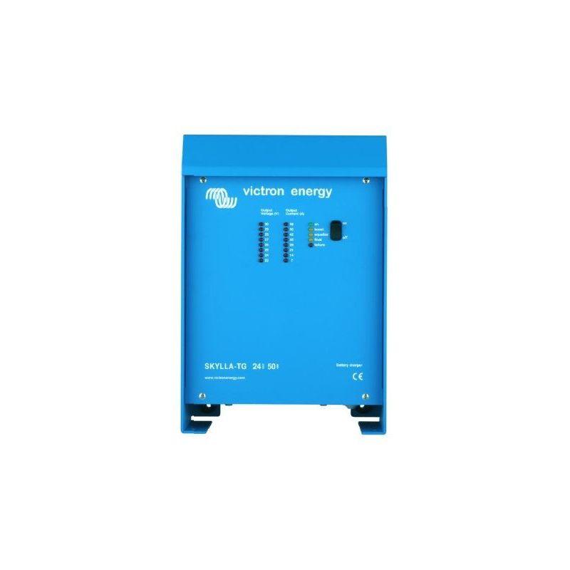 Chargeur de batterie Skylla-TG 48V 25A, 2 sorties 230Vac/45-65Hz Victron