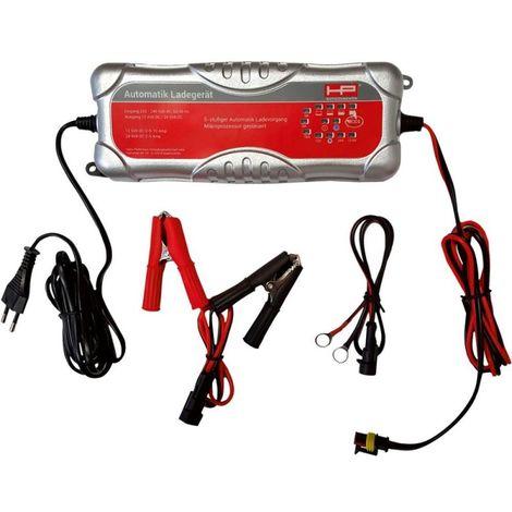 Chargeur de batterie Smart 12/24 Volt