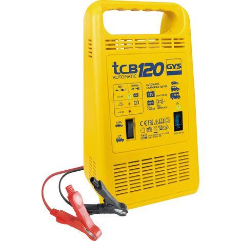 Chargeur de batterie TCB120 automatic Gys - 150 W