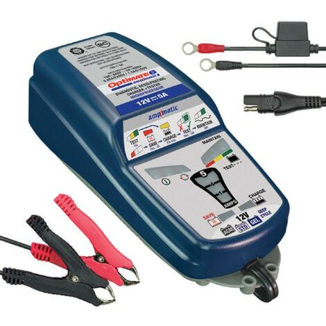 Chargeur de Batterie Tecmate Optimate 6 12V 5A TM-180