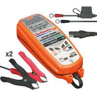 Chargeur de Batterie Tecmate Optimate DC to Dc (batterie à batterie) TM-500